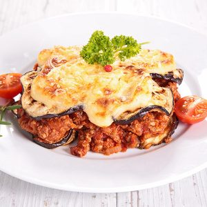 Beef Moussaka – Family Meal