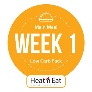 Main Meals : Low Carb Pack