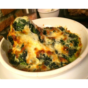 Gnocchi bake with kale