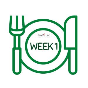 Main Meals-Week 1
