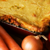 Cheesey vegetable pie